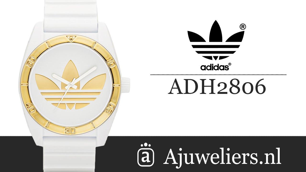 Adidas 19952 ADH2806 Reloj de cuarzo ajuwelie WIT Adidas GOUD ajuwelie b934419 - rigevidogenerati.website