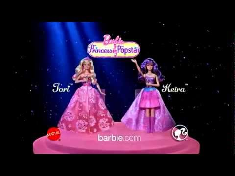 BARBIE Popstar Doll Commercial