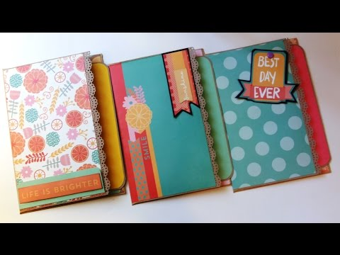 Envelope Pocket & Flap Page Tutorial(ART Embellishments Sentiment Series)