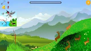 Archery bird hunter  Walkthrough Gameplay (KohistaniApps) screenshot 3