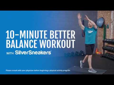 silver sneakers 30 minute workout