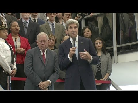 John Kerry's Farewell- Full Speech At State Department