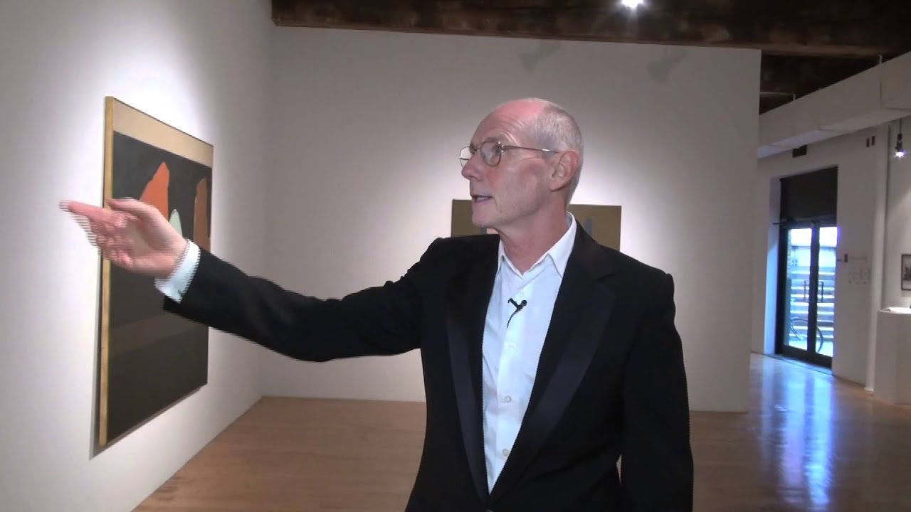 RAY MEAD A Survey 2014 at CHRISTOPHER CUTTS GALLERY