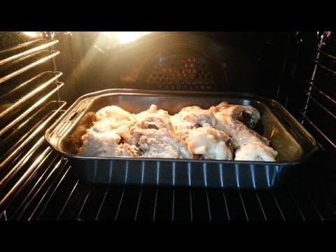 3. Окорочка в духовке. Сhicken legs in oven