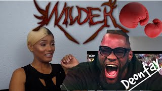 Clueless New boxing Fan Reacts to Deontay Wilder 40 Boxing Kno…