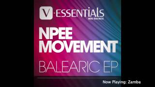 Npee Movement - Balearic EP