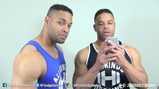 Top Four Bodybuilding Supplements Worth Your Money @hodgetwins