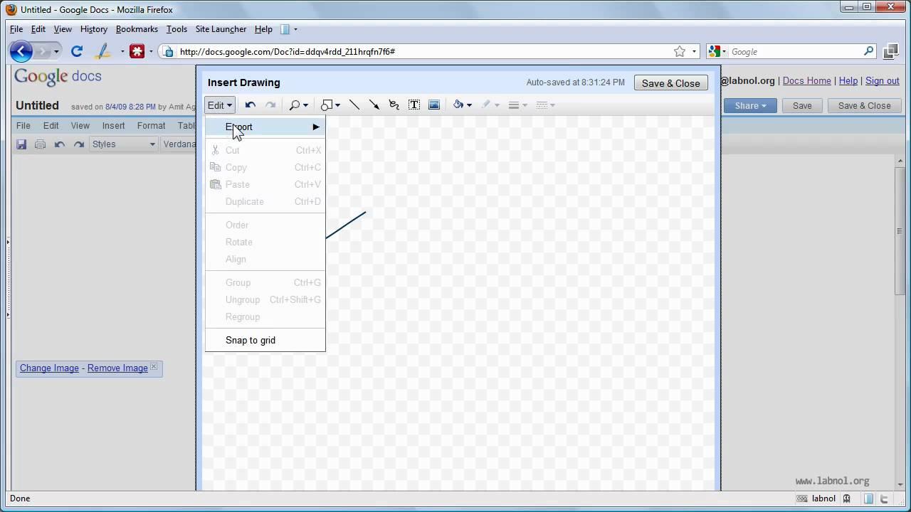 Create Signatures In Google Docs Youtube