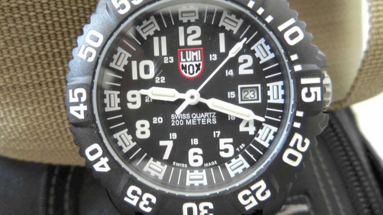 taille 40 657d9 c49ad Montre Tactique Luminox Navy Seal Colomark - 3951