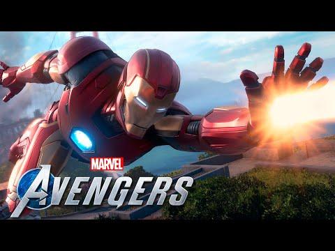 Мстители Marvel (Marvel's Avengers) — Прохождение миссии «День Мстителей» | ГЕЙМПЛЕЙ (на русском)