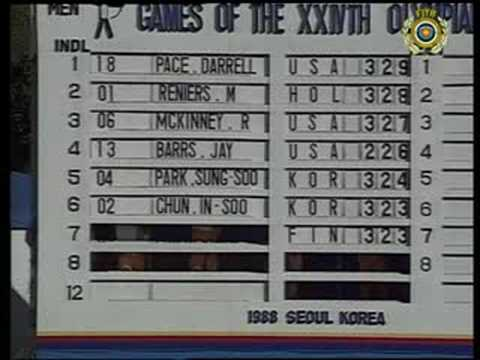 Archery Olympics Technical Film - Archives 1988