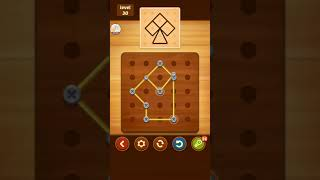 Line Puzzle String Art Maple Level 30 Solution