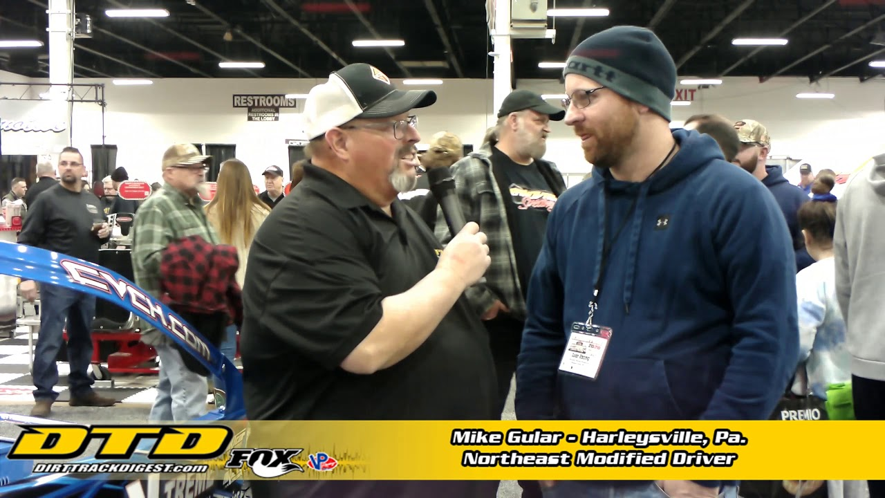 Mike Gular | Motorsports 2020 with Ken Bruce - YouTube
