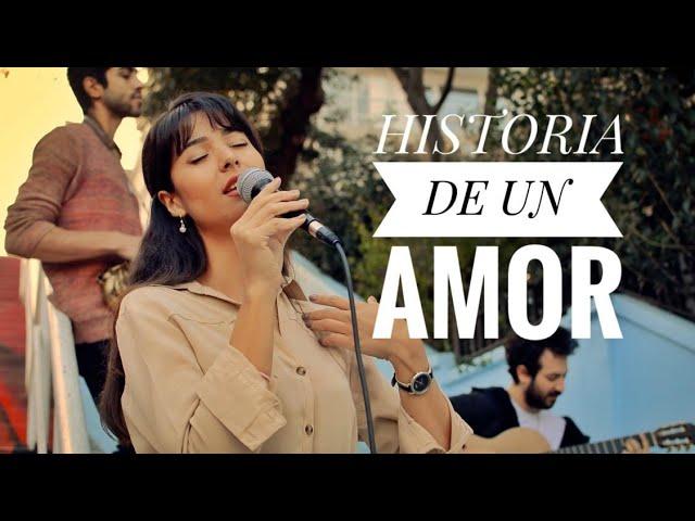 Historia de un Amor - Guadelupe Pineda Cover
