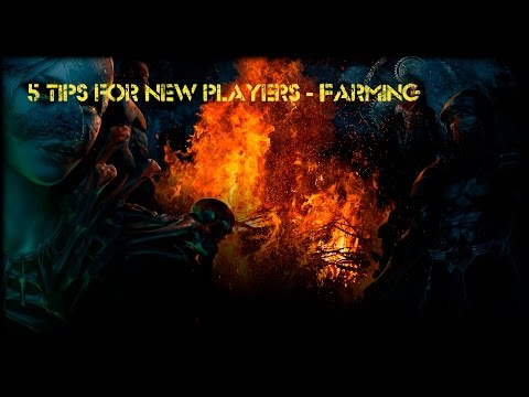 Path of exile   5 tips for new players: Farming