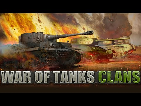 War of Tanks: Clans Android GamePlay Trailer (1080p)
