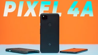 Обзор Pixel 4A - Google, я ВАС ЛЮБЛЮ!!... cмотреть видео онлайн бесплатно в высоком качестве - HDVIDEO