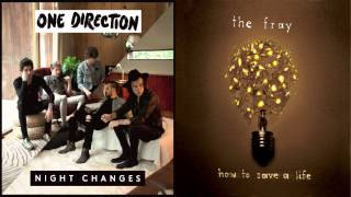 Baixar One Direction Vs. The Fray - How To Save A Night (Mashup)
