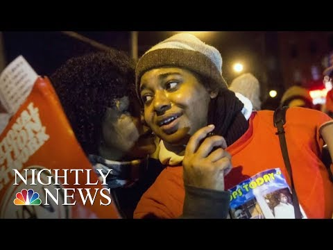 Erica Garner, Activist Daughter of Eric Garner, Dies at 27 After Heart Attack | NBC Nightly News