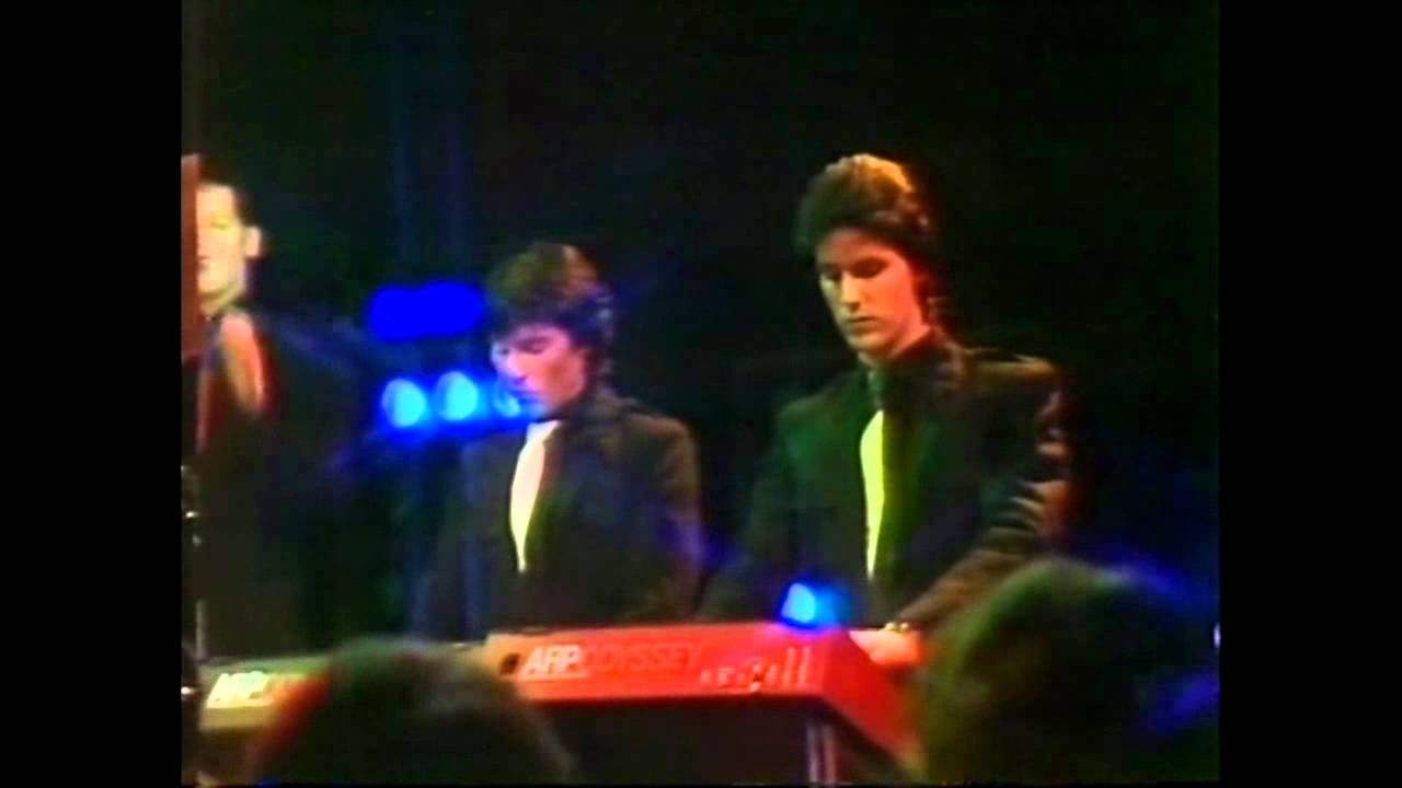 Gary Numan Cars 1979 Top Of The Pops Youtube