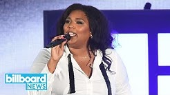Lizzo Links Up With Ariana Grande for 'Good As Hell' Remix | Billboard News