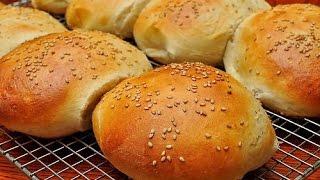 طريقة عمل  الخبز بالحليب او خيز الحمام