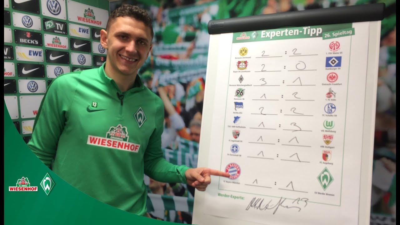 Wiesenhof Werder Tippspiel