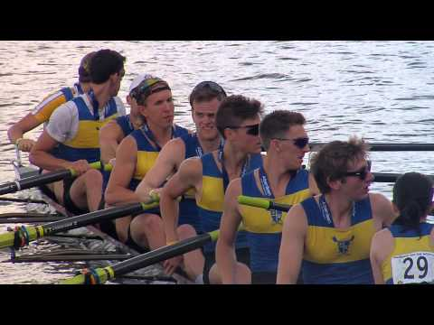 Delaware Men's Crew Cox Throw Post 2013 Dad Vail Regatta