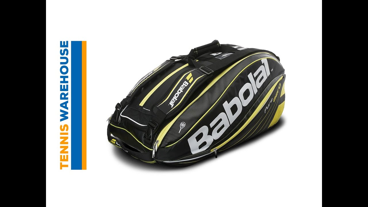 Babolat Pure Aero Line 12 Pack Bag