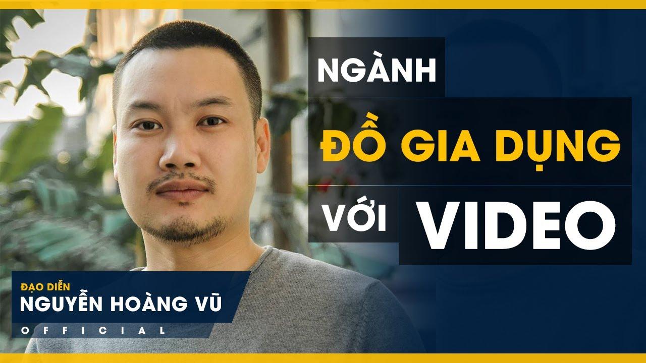 Chủ Shop Đồ Gia Dụng Sáng Tạo Video Quảng Cáo | Video Sale Học VIên | Đạo Diễn Nguyễn Hoàng Vũ