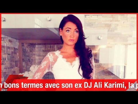 Aurélie Dotremont en bons termes avec son ex DJ Ali Karimi, la preuve sur Instagram