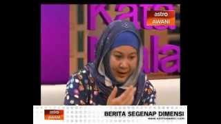 Temubual Erma Fatima isu poligami