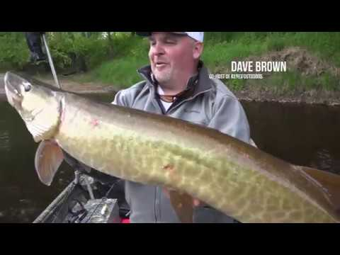 Keyes Outdoors Musky Hunting Adventures - Dave And Ben