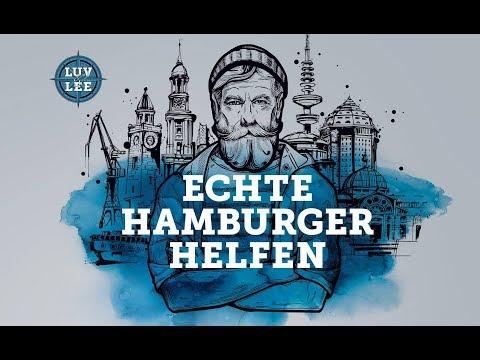 Echt hanseatisch... Citylight- und Onlinekampagne