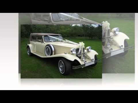 Weddings - Arriving In Style - Sovereign Wedding Car Hire