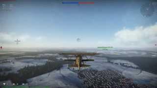 War Thunder - Come non usare un CR. 42 Falco