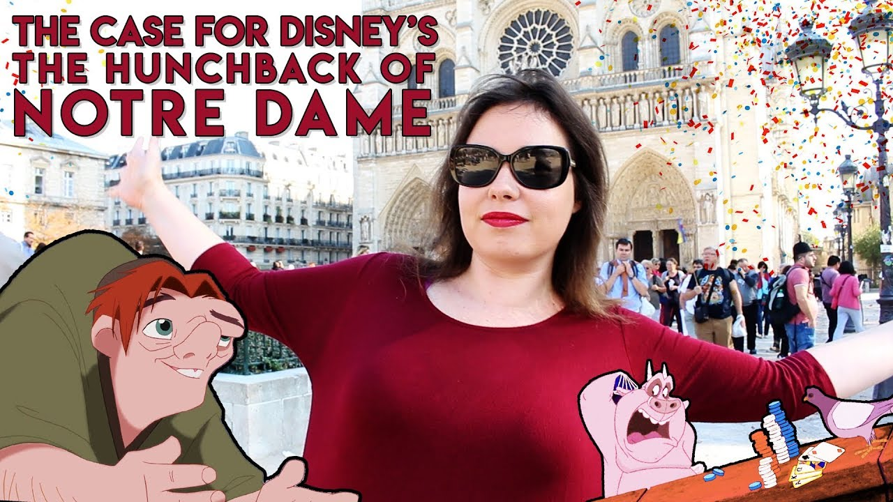 Download The Case for Disney's The Hunchback of Notre Dame