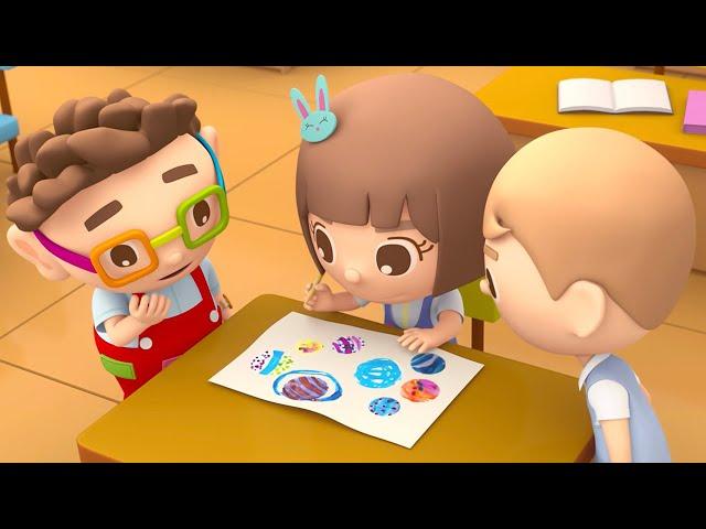 第八集「太陽系之旅」—【咚咚仔3D動畫系列】第二季