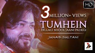 Tumhein Dillagi Bhool Jaani Padegi   Junaid Sultani   Jashn-e-Adab