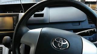 мониторинг температуры вариатора Тойота через ELM327
