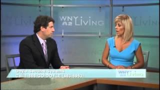 Doyle Security Systems - WNY Living on WGRZ Buffalo - August 22, 2015