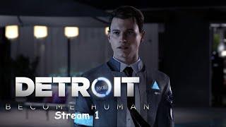 Прохожу Detroit Become Human I Часть 1