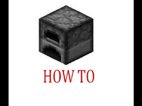 How To Use A Furnace In Minecraft!!
