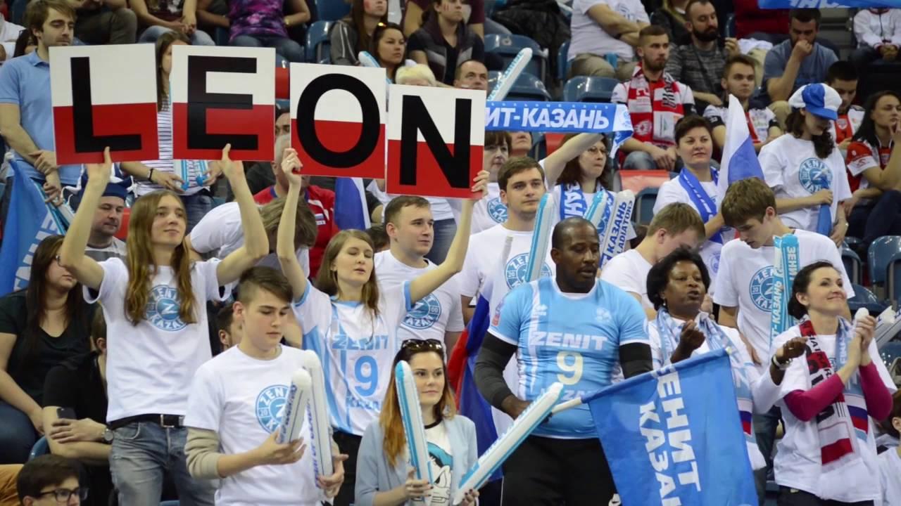 2016 CEV DenizBank Volleyball Champions League - Men's Final Four - Kraków - Highlights