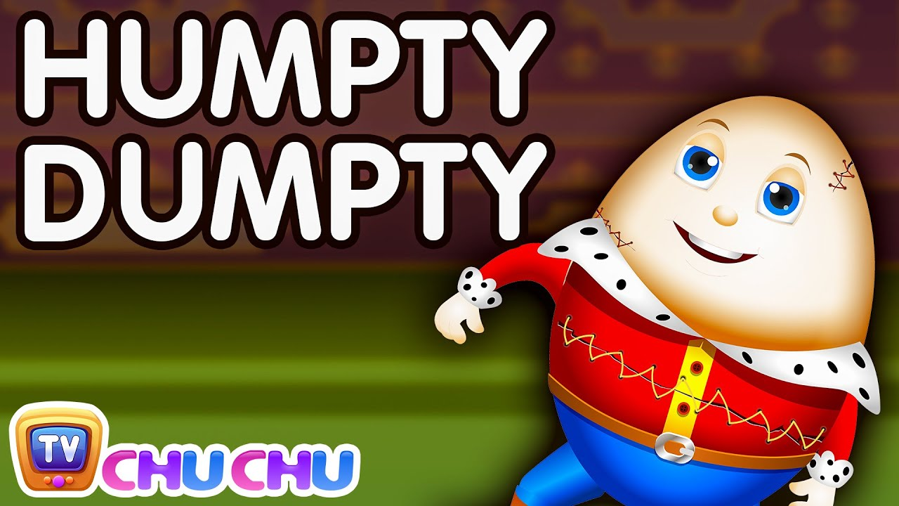 humpty dumpty nursery rhyme learn from your mistakes