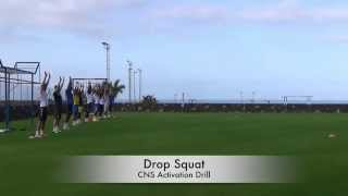 Football Training - Warm Up