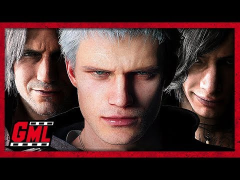 DEVIL MAY CRY 5 fr - FILM JEU COMPLET thumbnail