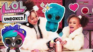 Unboxed! | LOL Surprise! | Season 4 Episode 3: Fuzzy Pets!