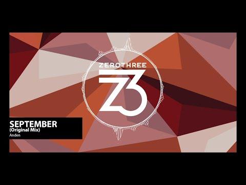 Anden - September (Zerothree Exclusive)