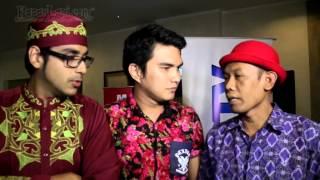 trio ubur ubur akan tampil spesial di karnaval sctv 2014